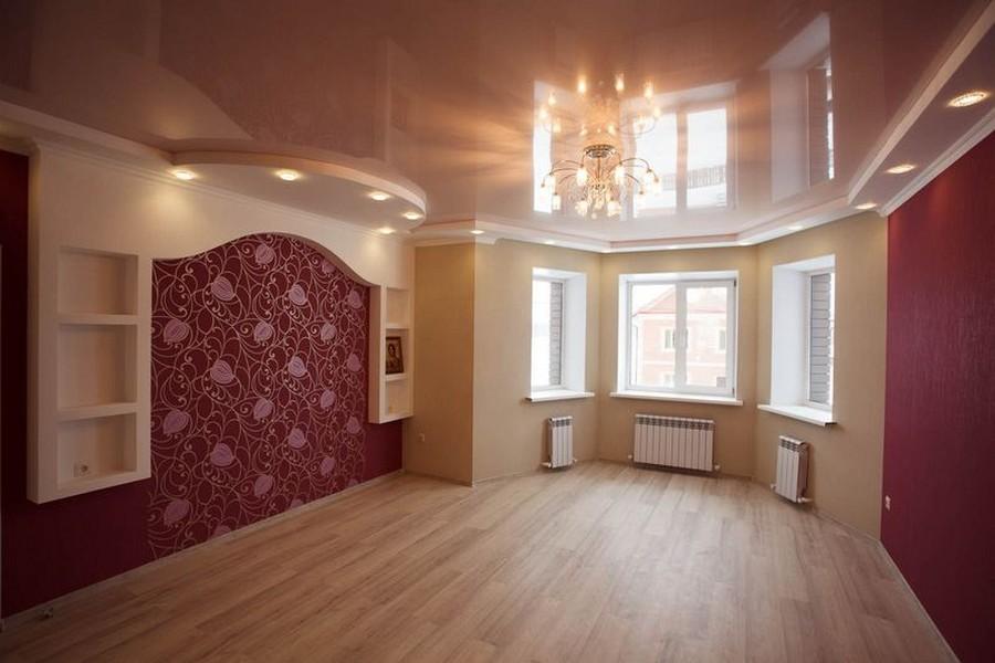 Ремонт отделка квартир Кемерово Жидкие обои Флоки